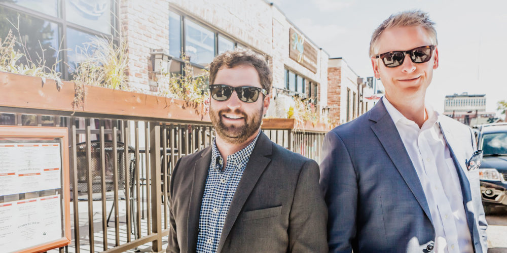 GreenSlate Development Owners Matt Dwyer and Jay Lund